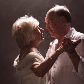 jubilados bailando